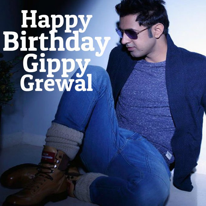 Happy Birthday Gippy Grewal