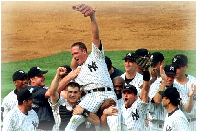 Happy 54th Birthday David Cone! ~ Your perfect game in \99 was one for the ages!