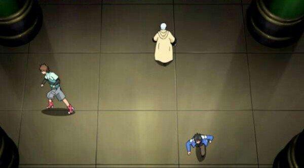 モンスーノの十字路で「二手に分かれよう」から皆各々別方向に走っていくの、珍場面とか翻訳ミス?とか言われてるけど、あの皆当