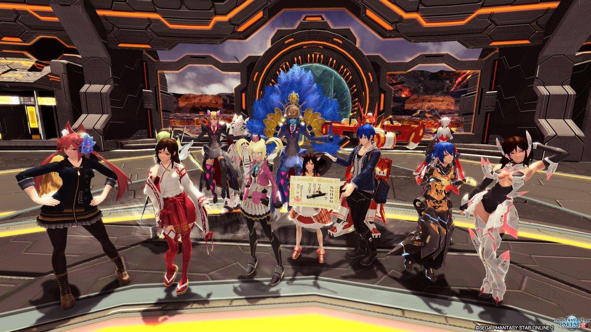 #泉澄リナ集会 #PSO2アニメ集会 に行ってきましたよ!リナ好きには持ってこいの集会って感じ。PSO2アニメ集会でもあ