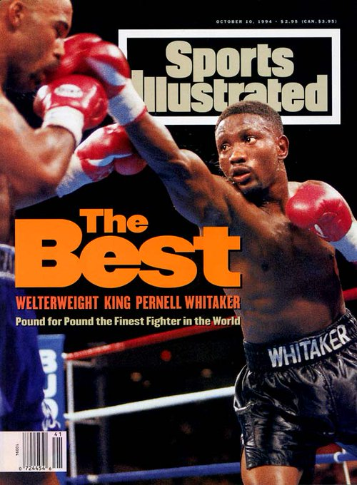 Happy Birthday to Pernell Whitaker, who turns 53 today!