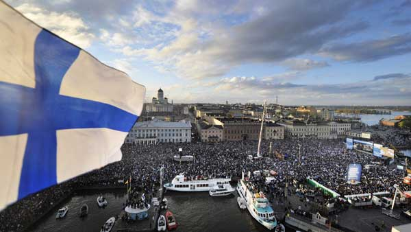 Finland gives 2,000 citizens guaranteed income