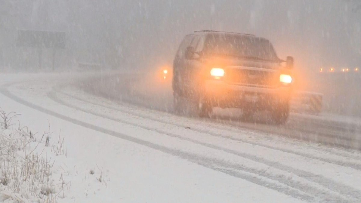 Winter weather is freezing holiday travel
