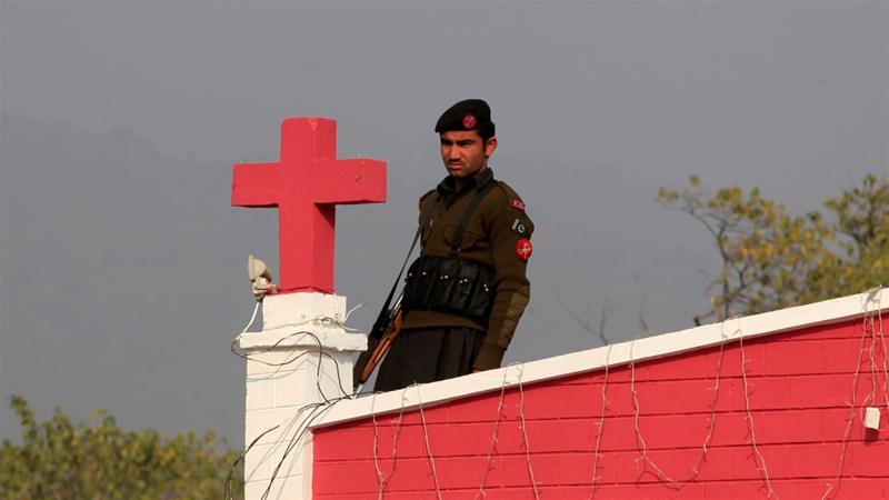 Christmas message leads to death threats in Pakistan
