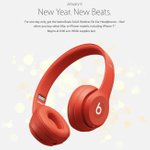 Apple Announces Chinese New Year Event Featuring Free Beats Solo3 Headphones With Mac or iPhone Purchase