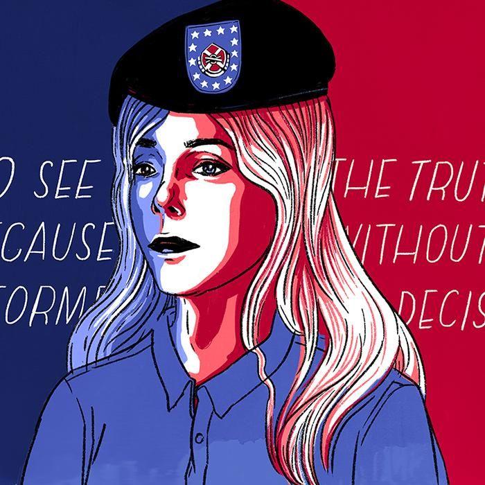 """'It's Hard to Show the World I Exist': Chelsea Manning's Final Plea to Be Seen"" https://t.co/WX1JHjMizb https://t.co/UJN2DevnKx"