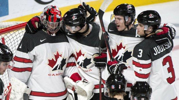 ICYMI: IIHF World Junior Hockey: Gauthier scores 2 as Canada tops Czechs 5-3