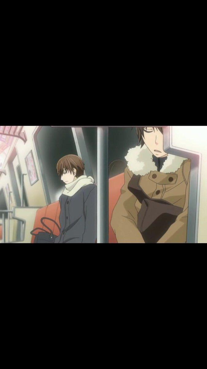 アニメを見てて思いました。小野寺律&高橋美咲きたーーーー!!!😭😭このあと律っちゃんは高野さんと💭💞✨美咲くんはウサギさ