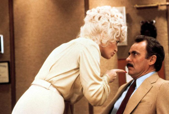 Happy birthday to one of the all-time great character actors, Emmy-winner Dabney Coleman!