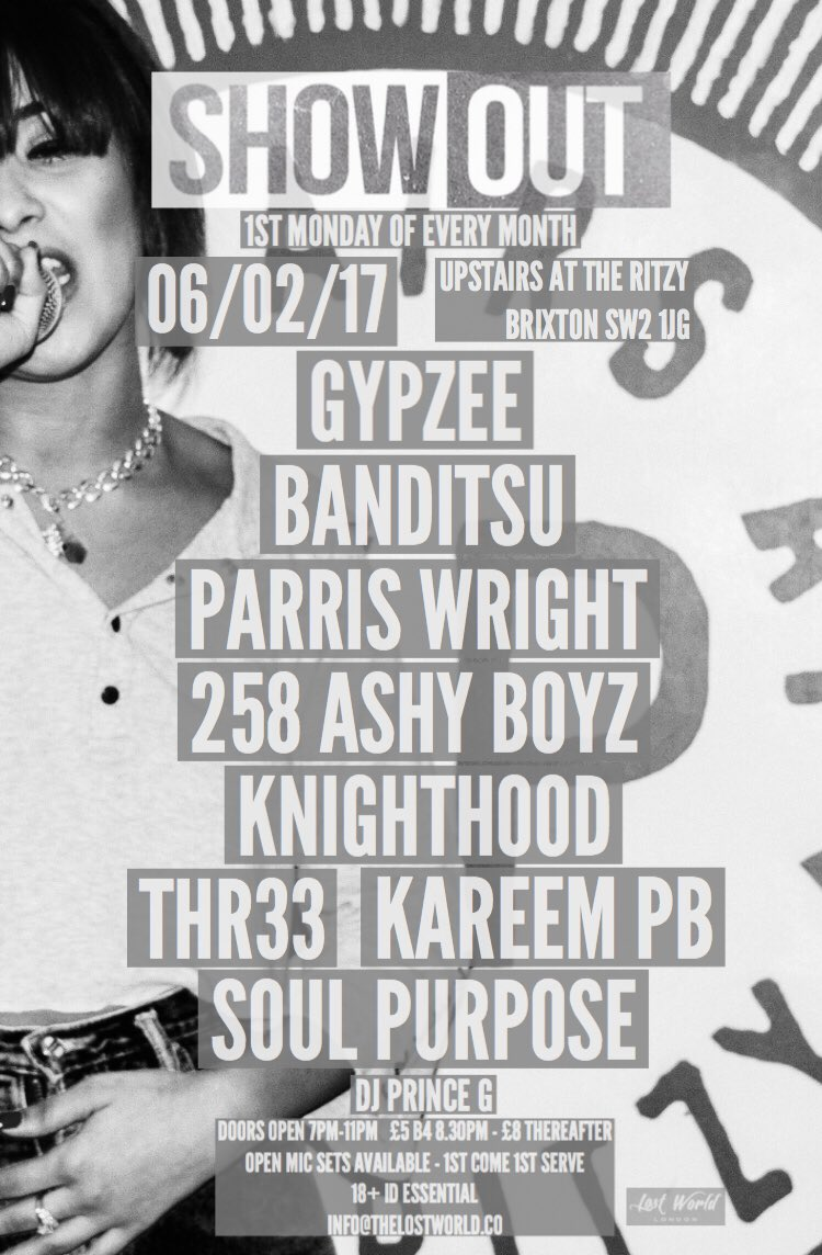 Feb's pull up #showOUT https://t.co/nk1ATnSvnt