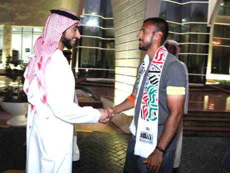 Seven emirates and 800km on foot: Bin Thaneya looks back at tough trek