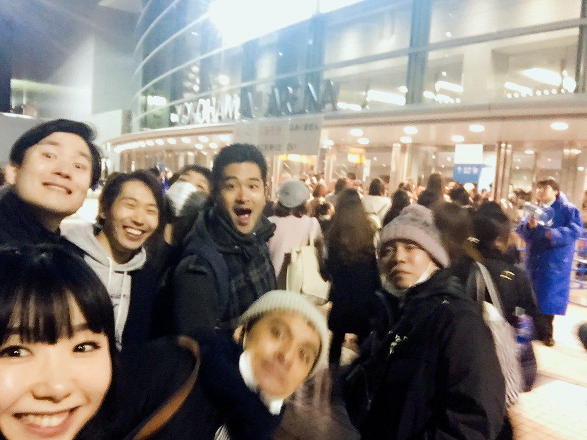 最高の年初め!ジャニーズWESTのコンサートへ市場三郎メンバーで参戦して参りました。 いやぁ素晴らしいかった。ミッキーエディー三郎!輝きまくって眩しすぎていやほいいやほい♬ https://t.co/JM8IL06y27