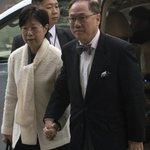 Ex-Hong Kong leader Donald Tsang pleads not guilty to bribery