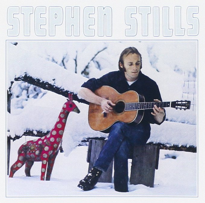 Happy Birthday, Stephen Stills !