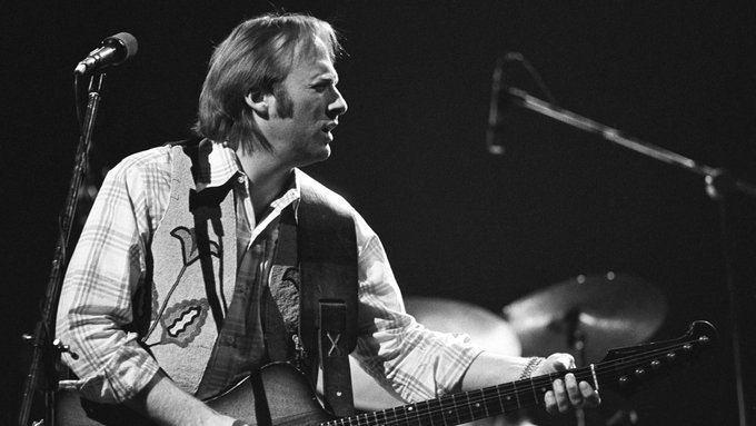 Happy birthday Stephen Stills! See why he is one of the greatest guitarists