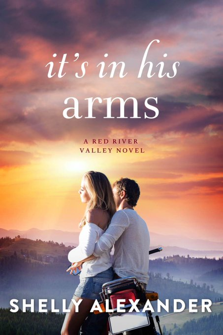#ReleaseDay #Giveaway #Sale – IT'S IN HIS ARMS by Shelly Alexander