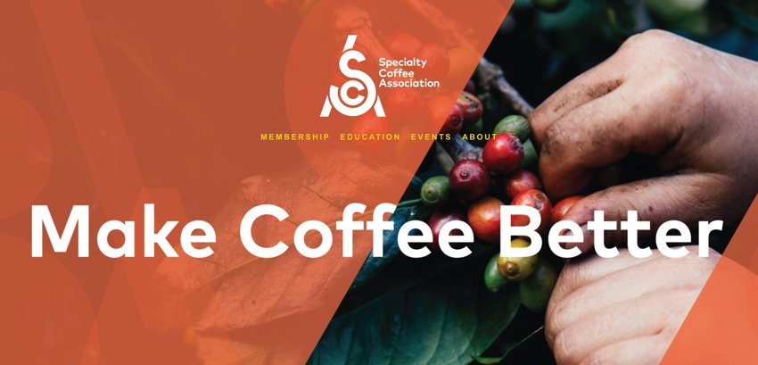 It's official! SCAE+SCAA=Specialty Coffee Association! That's our kind of equation. More at https://t.co/NHx2anlKlU! https://t.co/oKbqgRNVOx