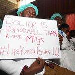 Nairobi among seven counties yet to pay their striking doctors - Nairobi News