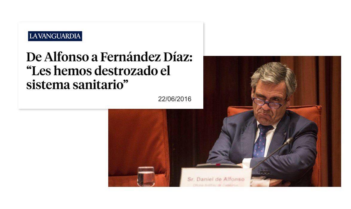 Haurien d'emmarcar això a la sala d'espera d'urgències de tots els hospitals púbics de Catalunya. https://t.co/rfpYAg211W