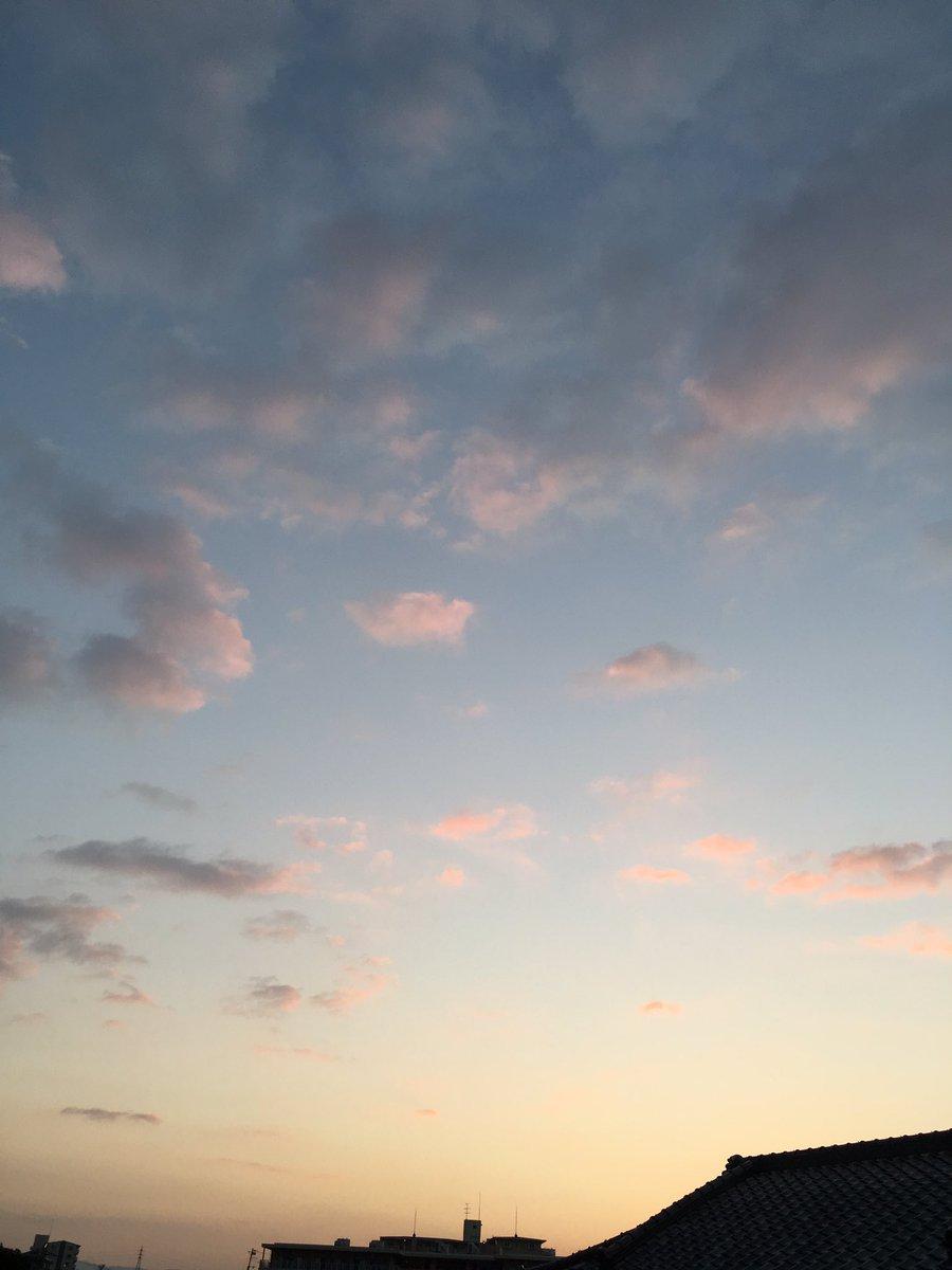 それでも世界は美しい。不思議だね。#イマソラ #いまそら