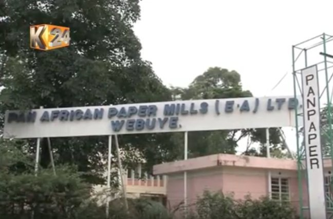 Rai Paper – Rai Group of companies takes over operations of Webuye Pan Paper Mills after signing a sale and purchase agreement between the company and the receiver managers