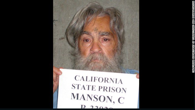 Convicted mass murderer Charles Manson hospitalized, according to reports. https://t.co/iwY2vp7NGZ https://t.co/Oga0eUnP8l