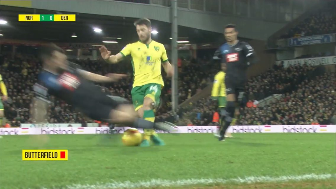 Here you go @dcfcofficial - you can have this bit of evidence for free to send on to the @FA. #ncfc https://t.co/JJfkCfJbs5
