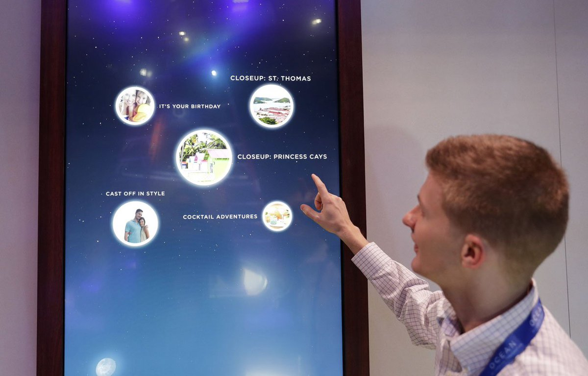 Cruise company Carnival to unveil personalized concierge technology