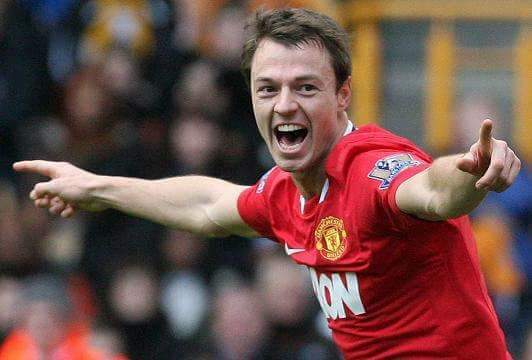Happy birthday, Jonny Evans!   Former Red is 29 today. Have a good one, Jonny Evans