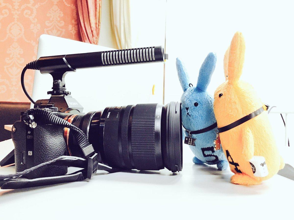 今日の撮影。 めちゃくちゃいいのが撮れました☆ #ツキステ #ツキウサ #スクレボ お楽しみに☆ https://t.co/VNCLHI3fwZ