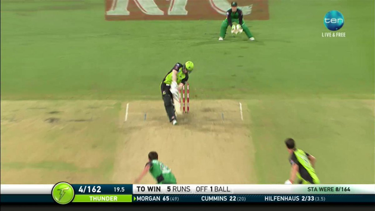 How good is the BBL!? #BBL06 https://t.co/CYjPZq5oIc