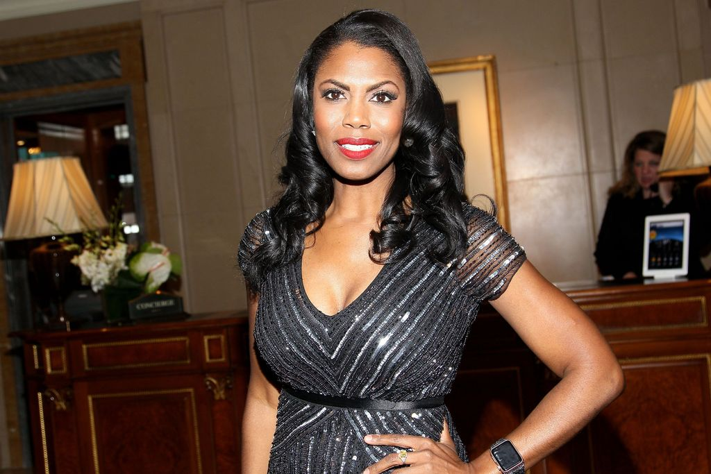 RickeySmiley : #Omarosa is now o