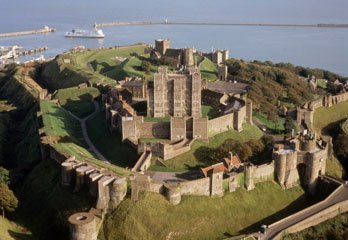 Dover Castle in #Kent is haunted by a headless drummer boy murdered during the Napoleonic wars! https://t.co/zy3Oj7uEfM
