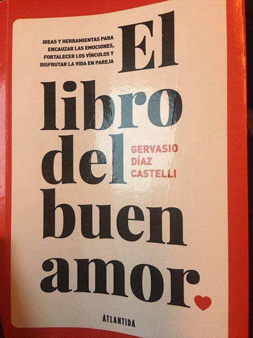 Lo para vacaciones es una gran lectura, aprender y reflexionar sobre El Tema de nuestras vidas @gerdiazcastelli
