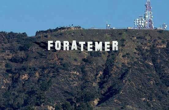 #ForaTemer: Fora Temer