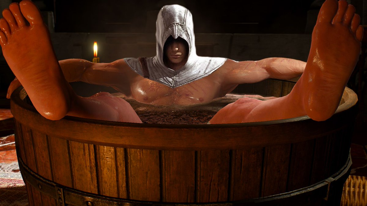 The next Assassin's Creed might play a lot like The Witcher 3. https://t.co/WtqADGJjg2 https://t.co/Nxst33m1HP