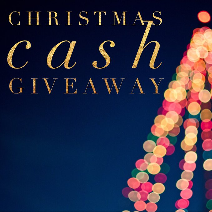 Christmas $200 Cash Giveaway