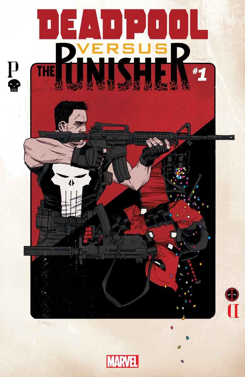 Marvel Announces Deadpool Vs. The Punisher! https://t.co/88m02C7xtJ