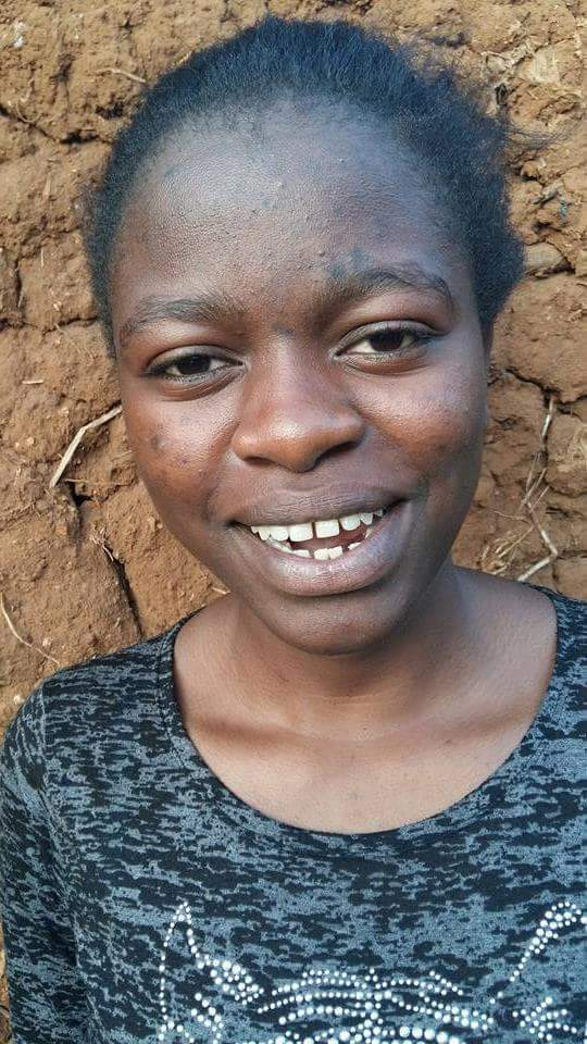 AMAZING: Meet Juliet Akinyi, the Slum Girl Who Scored STRAIGHT As in the 2016 KCSE- Top 141 of Matiang'i As!