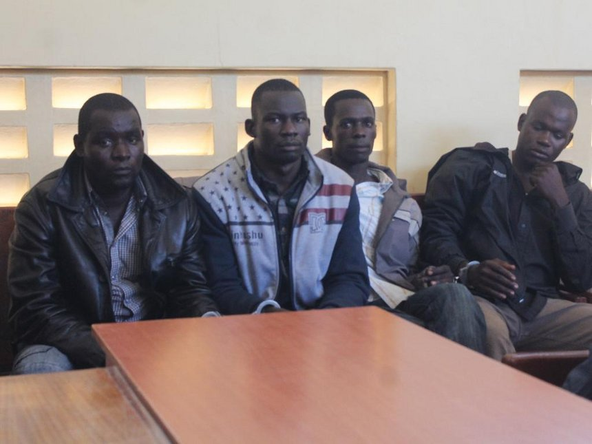 ODM youth, 3 others charged with murder