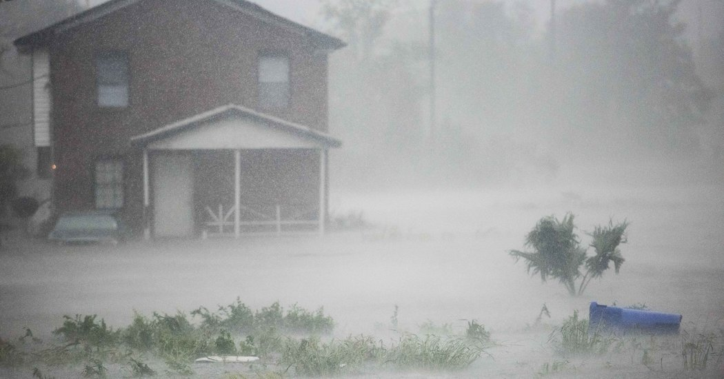 Conditions That Form More Hurricanes Also Protect U.S., Study Finds
