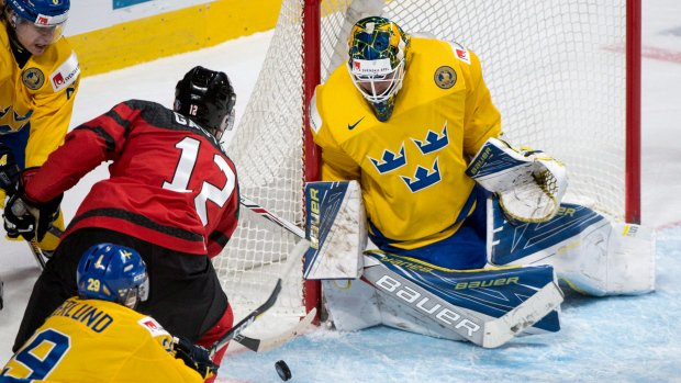 ICYMI:  Canada advances to IIHF World Junior Hockey final after 5-2 win over Sweden