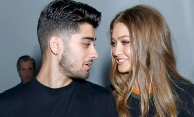 Gigi Hadid Wishes Her Handsome Zayn Malik A Happy Birthday  via