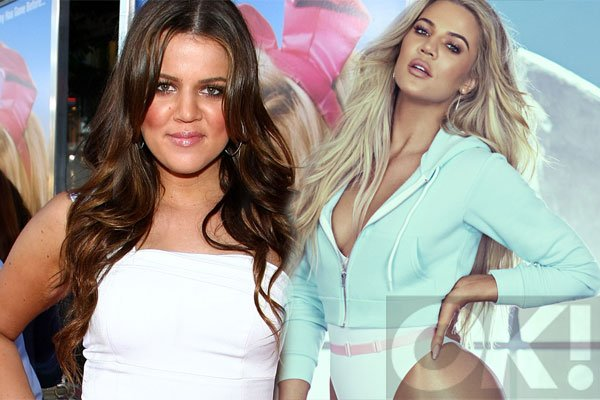 Khloe Kardashian looks AMAZING as she shows off the extent of her weight loss