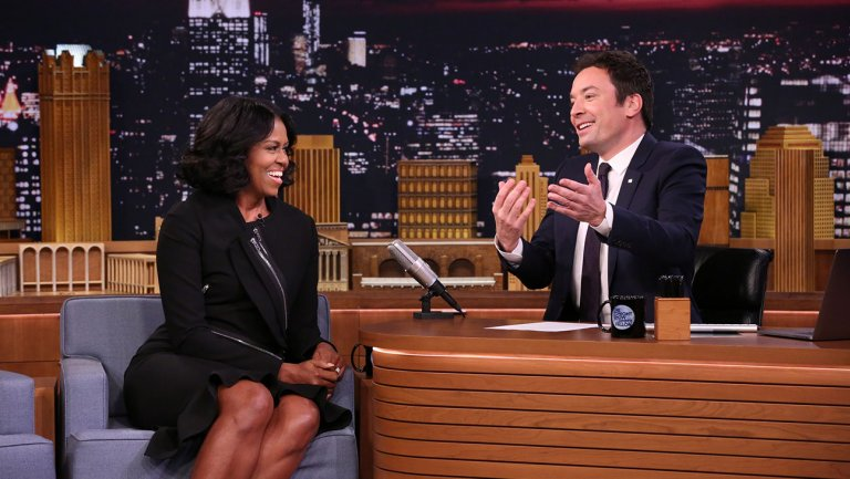 TV Ratings: ABC Comedies Top Wednesday, Michelle Obama Makes 'Tonight' Pop