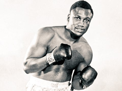 SMOKIN\JOE FRAZIER.                     Happy BIrthday Champ.         73rd..