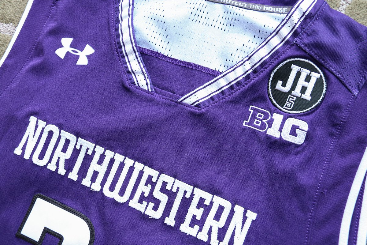 RT @NU_Sports: Tonight, our @NUMensBBall #B1GCats take the floor in honor of Jordan Hankins. https://t.co/SMVVvTaRPy