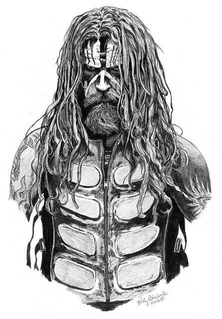 HAPPY BIRTHDAY TO ROB ZOMBIE