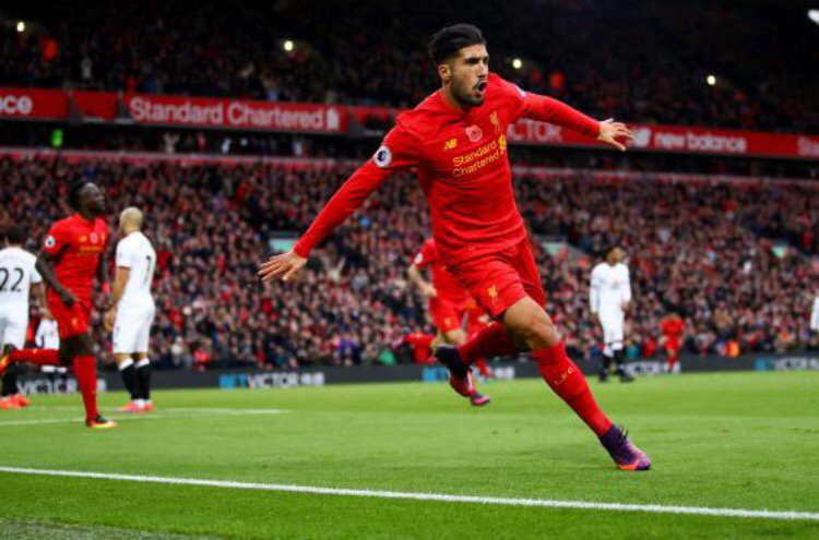 Happy birthday to Emre Can who is 23 today this player has the potential to be great for