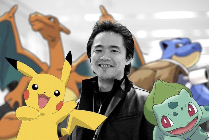 Hoy es el cumpleaños de director de Game Freak, y uno de los creadores de Pokémon. Happy Birthday!